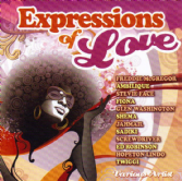 SALE ITEM - Various - Expressions Of Love (Jasfar) CD